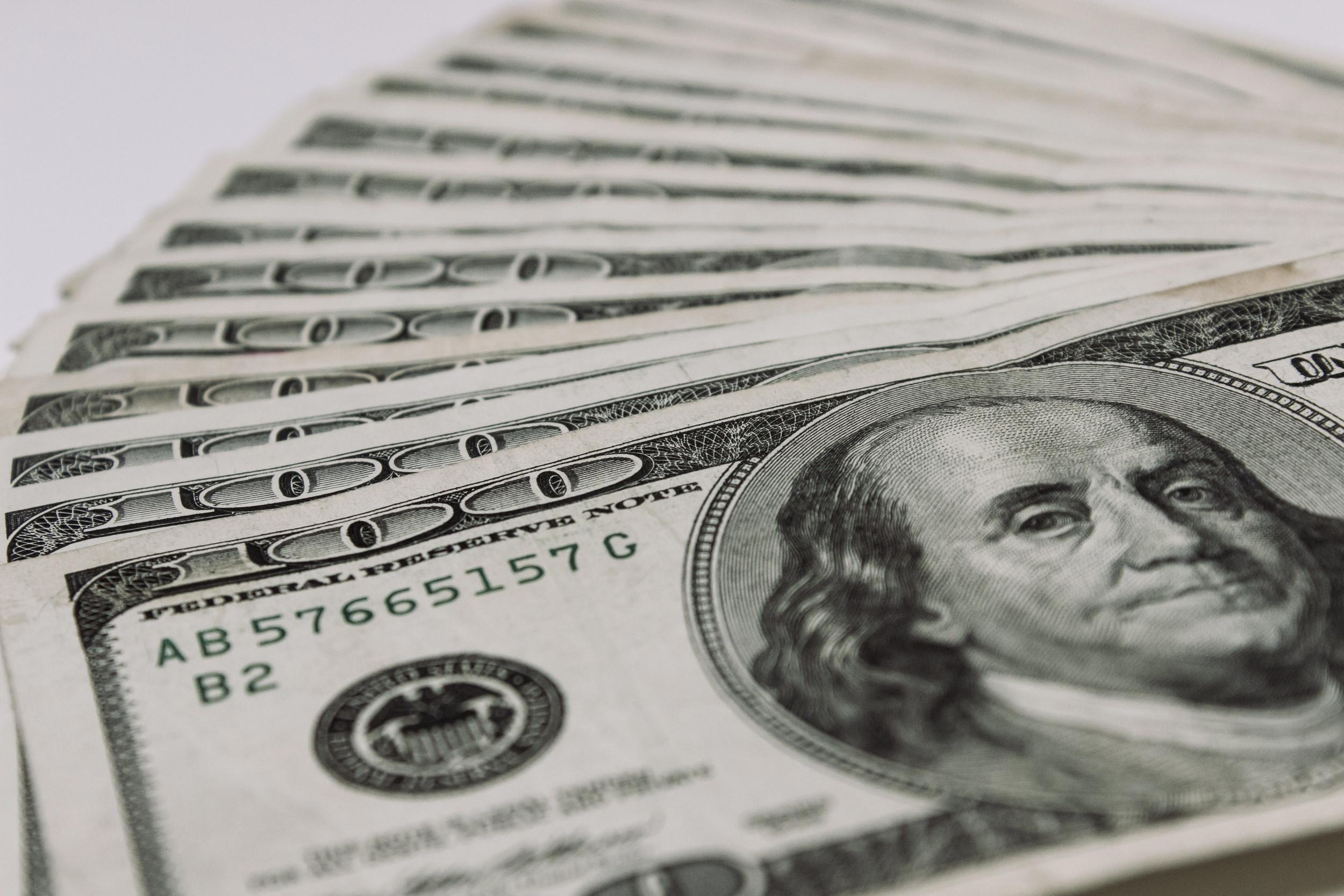 money note bills