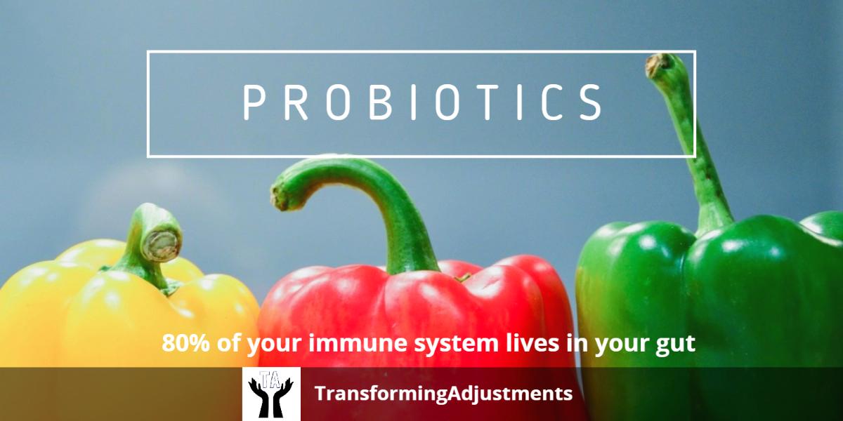 probiotic healthy immune system