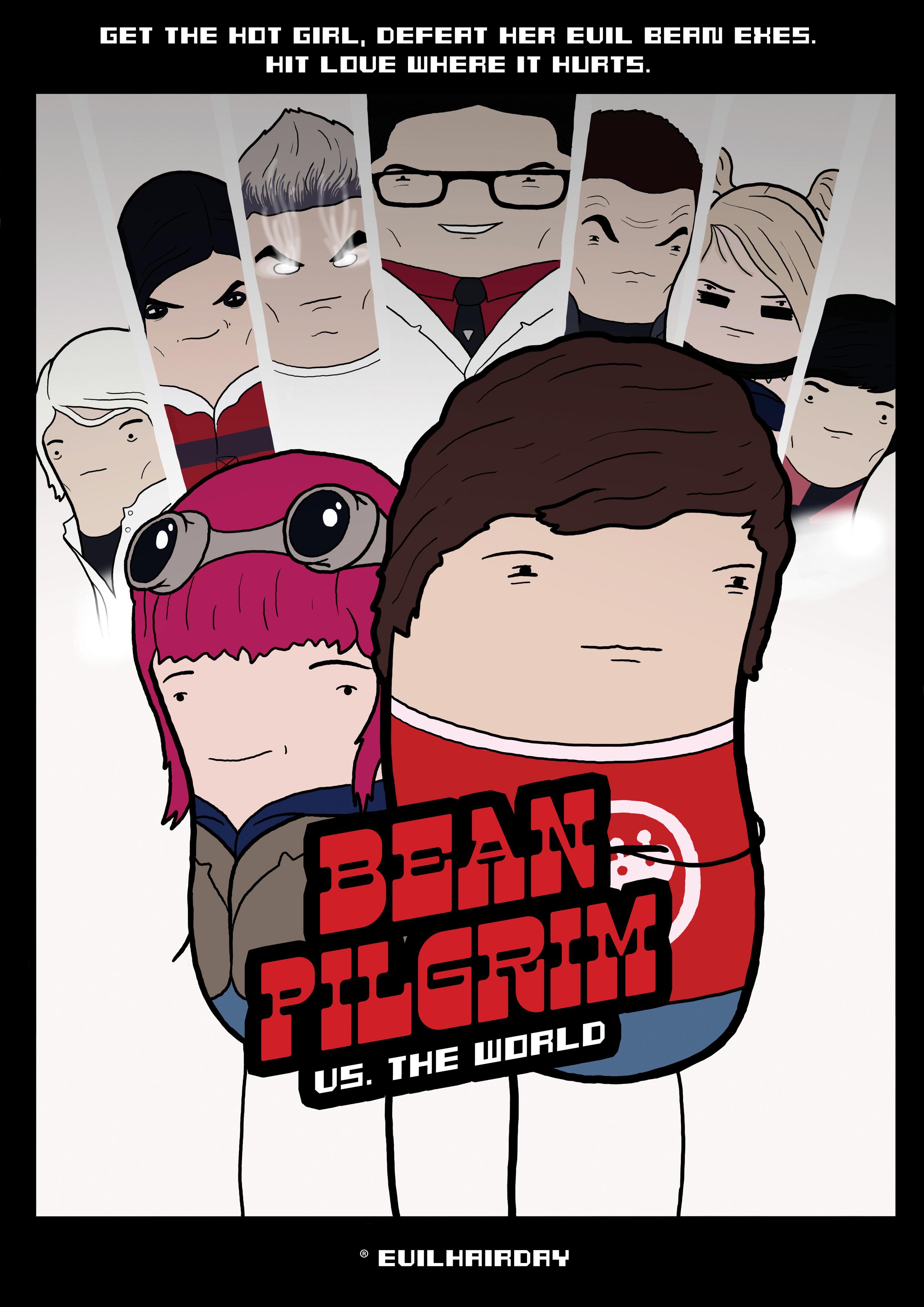 bean pilgrim vs the world.jpg