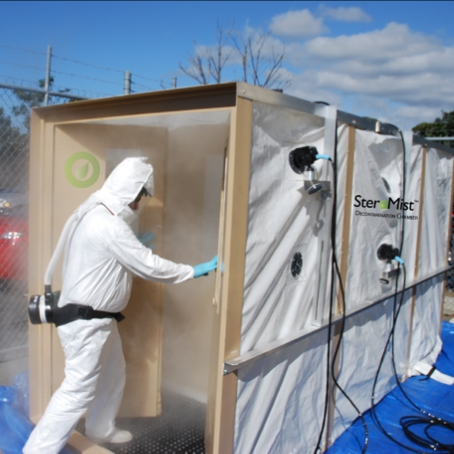 Decontamination Chambers  TOMI Environmental Solutions