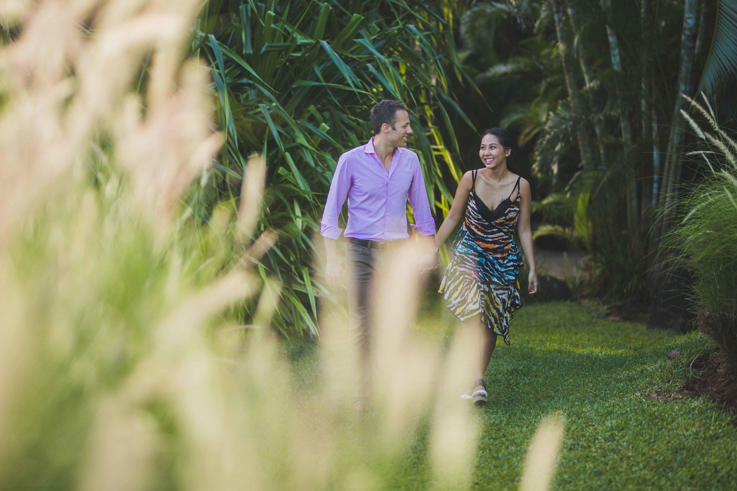 Couple Honeymoon at Four Seasons Mauritius