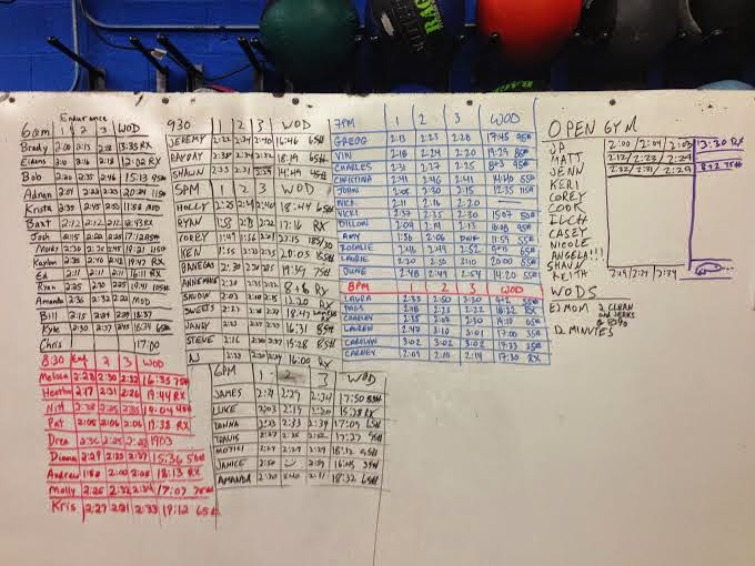 Results from 11.12.2014