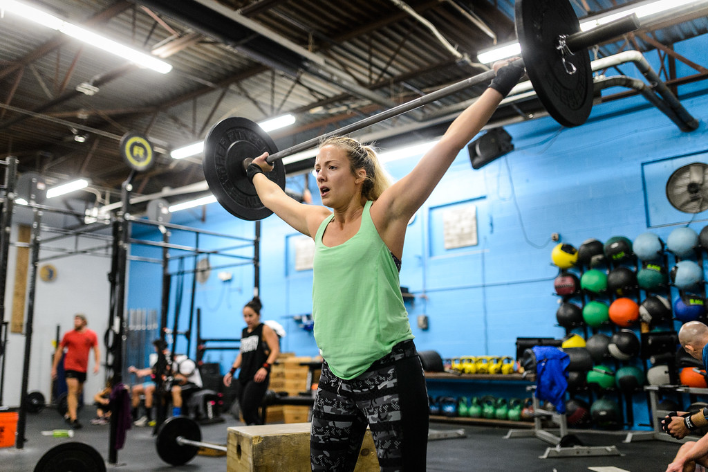 "Athlete: Krystle ""K-Dubz"" Waldron Photo: @supercleary"
