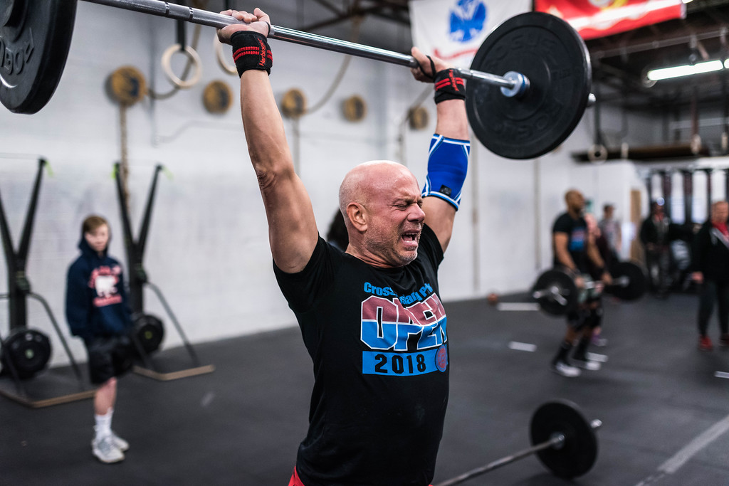 Athlete: Bob Gregor Photo: @supercleary