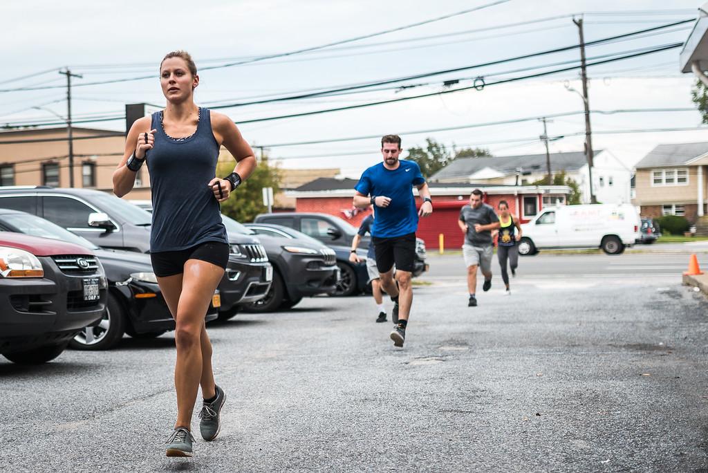 Athletes: Jeannie Grasser, Chris Stewert, Matt Amato & Katie Christian