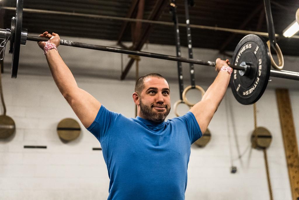 Athlete: John Garafano Photo: @supercleary