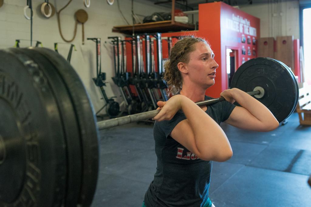 Athlete: Kelsey Scanlon Photo: @supercleary