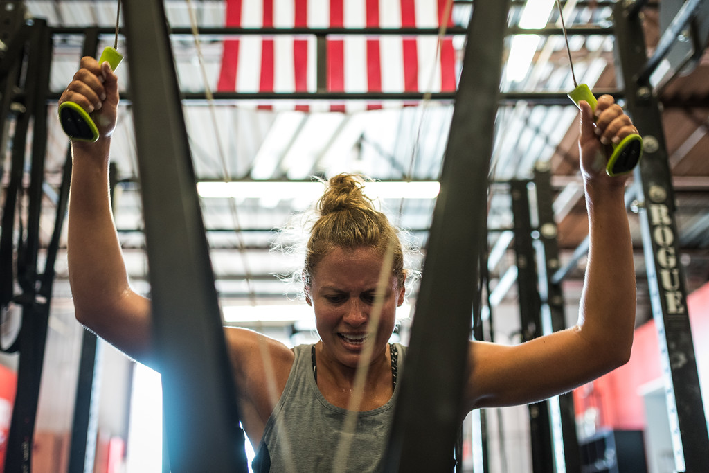 June Athlete of the Month: Jeannie Schloen Photo: @supercleary