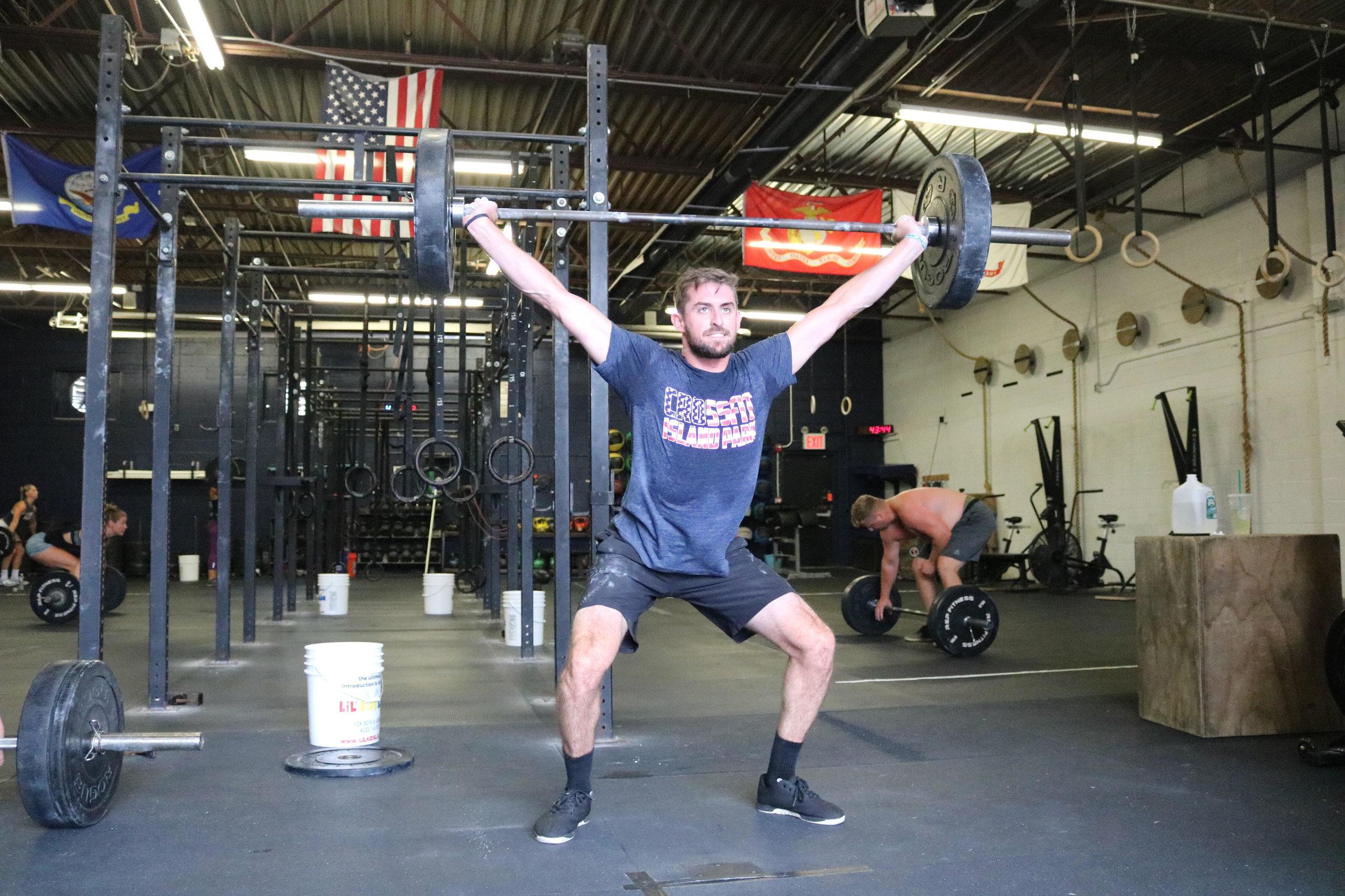 Athlete: Chris Stewart
