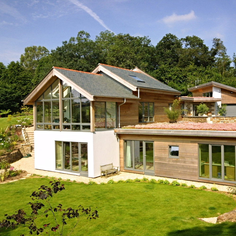 Builders in Cornwall - New Build