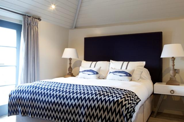 House Renovation Cornwall - Bedroom