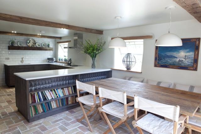 House Renovation Cornwall - Kitchen