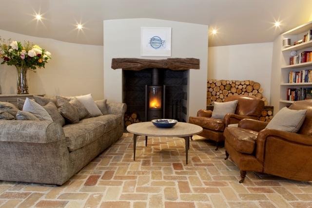 House Renovation Cornwall - Snug