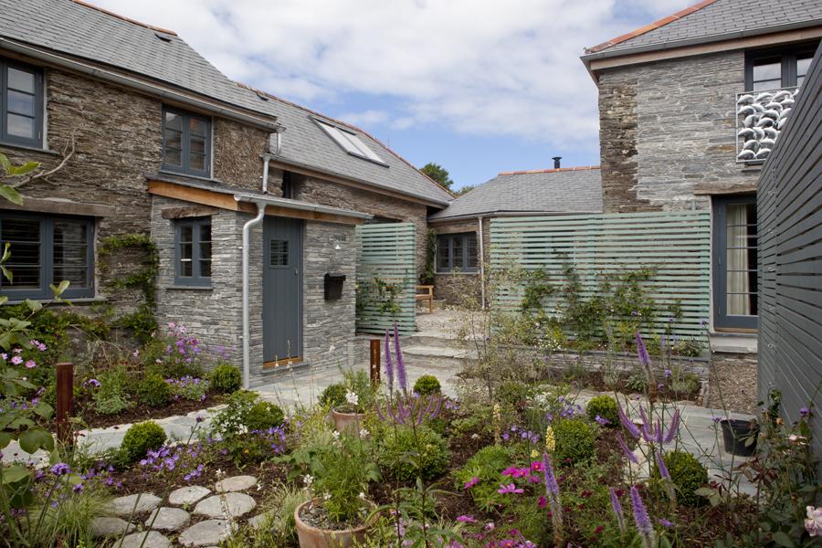 House Renovation Cornwall - Exterior