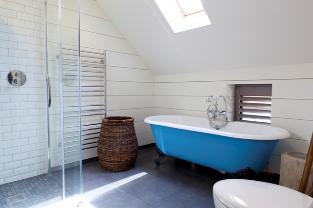 House Renovation Cornwall - Bathroom