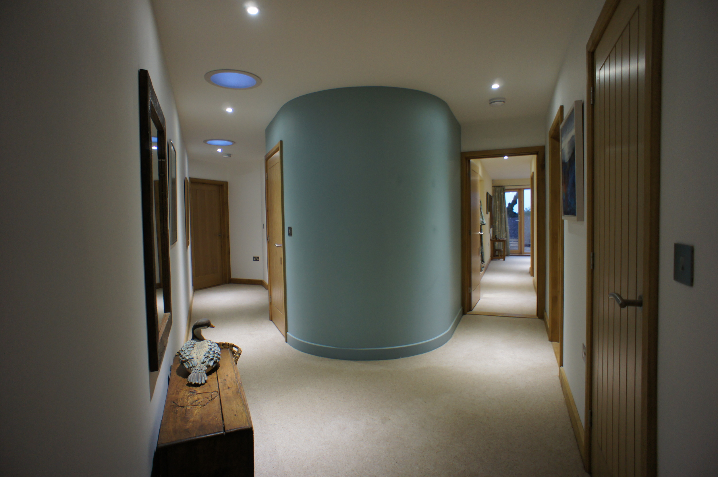 New Build Cornwall - Corridor