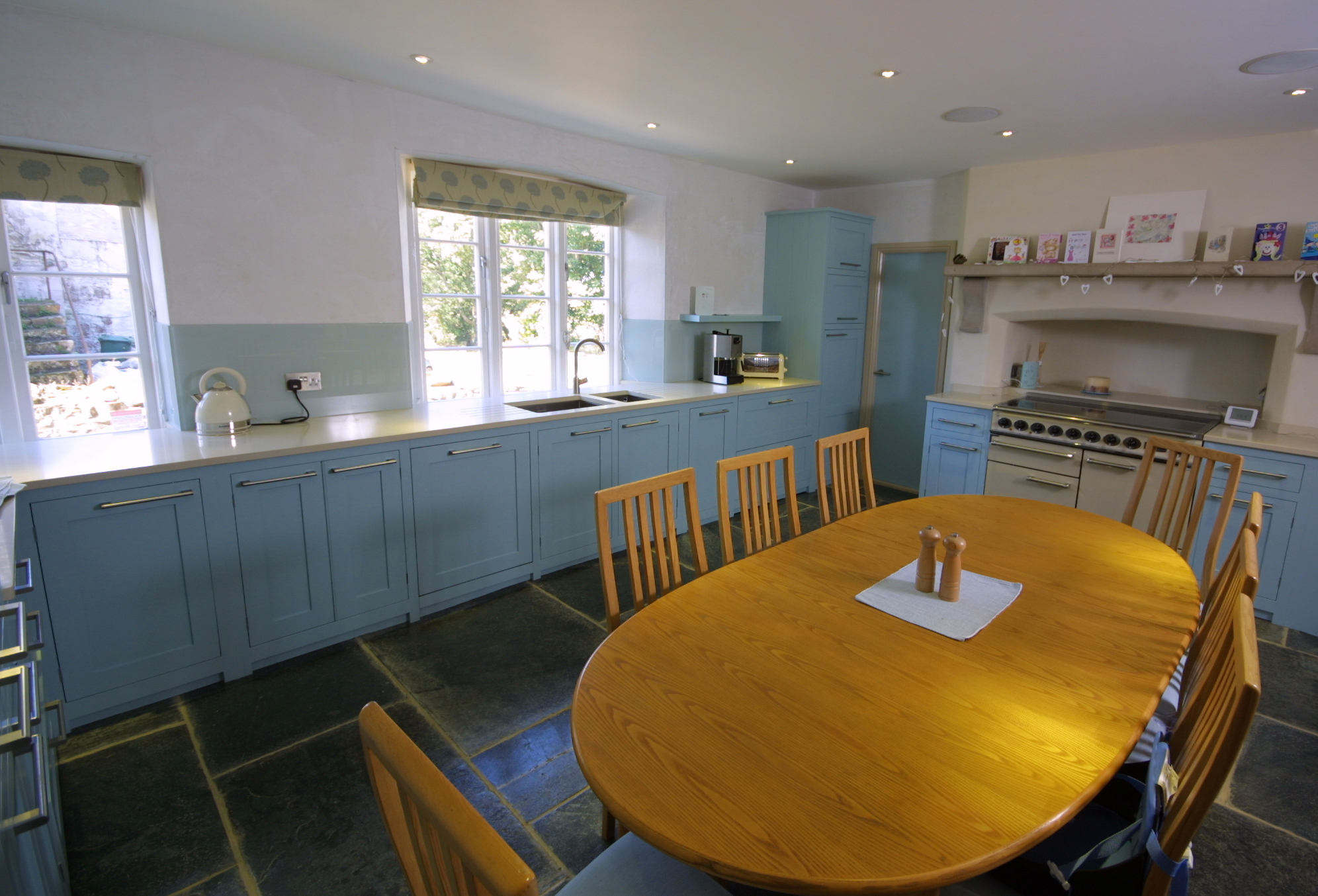 Renovation in Cornwall - Kitchen