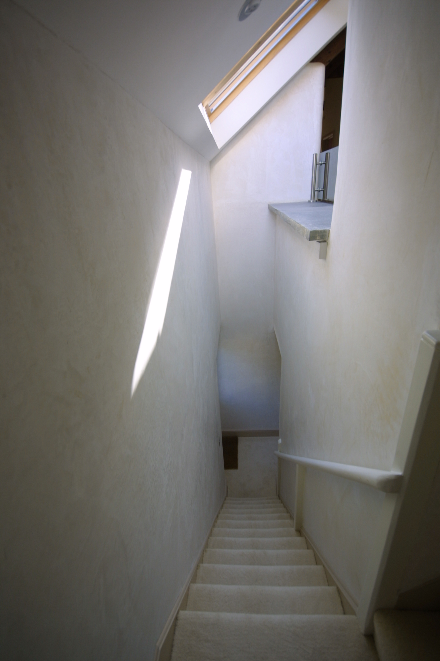 Renovation in Cornwall - Staircase