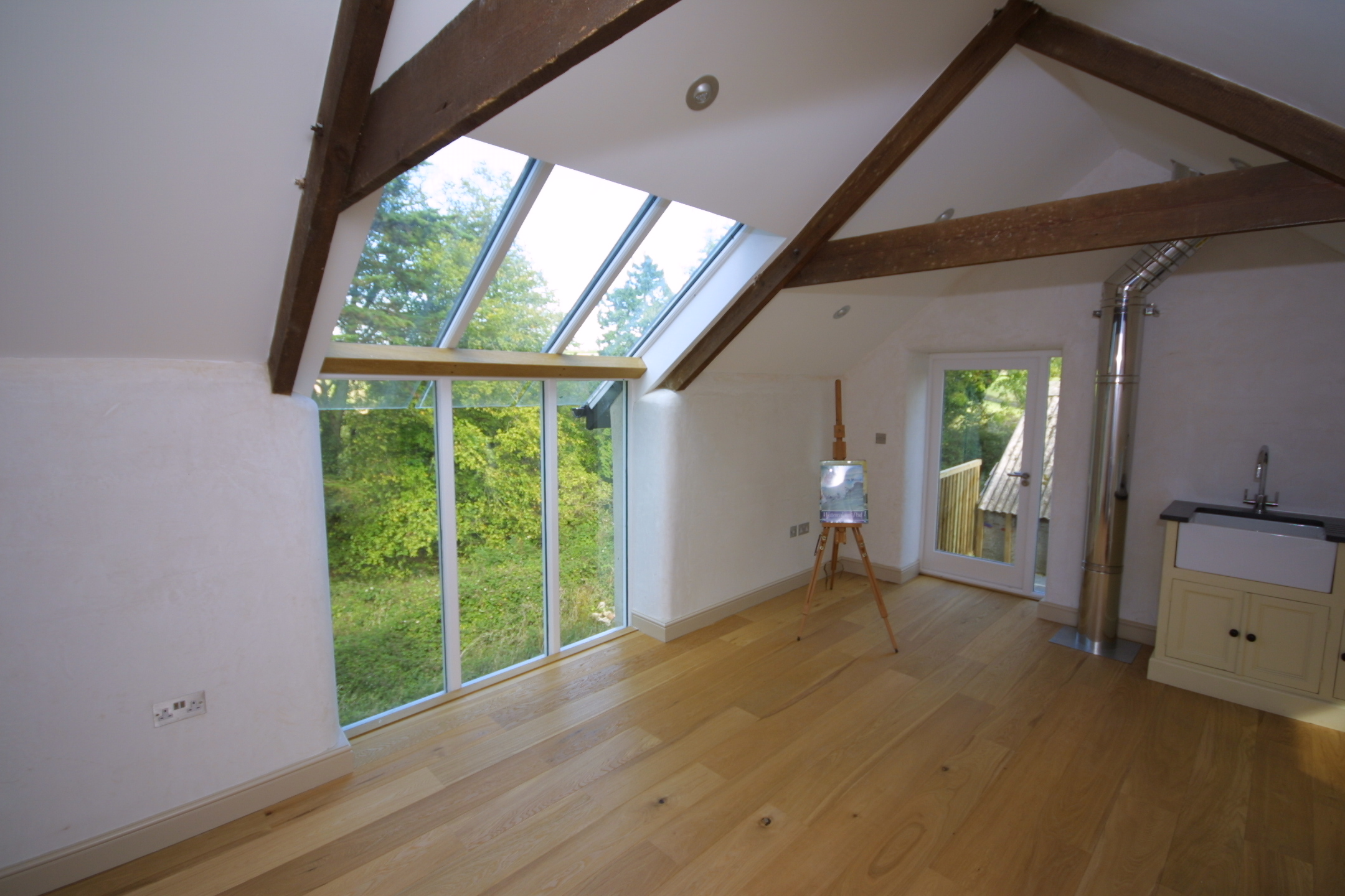Renovation in Cornwall