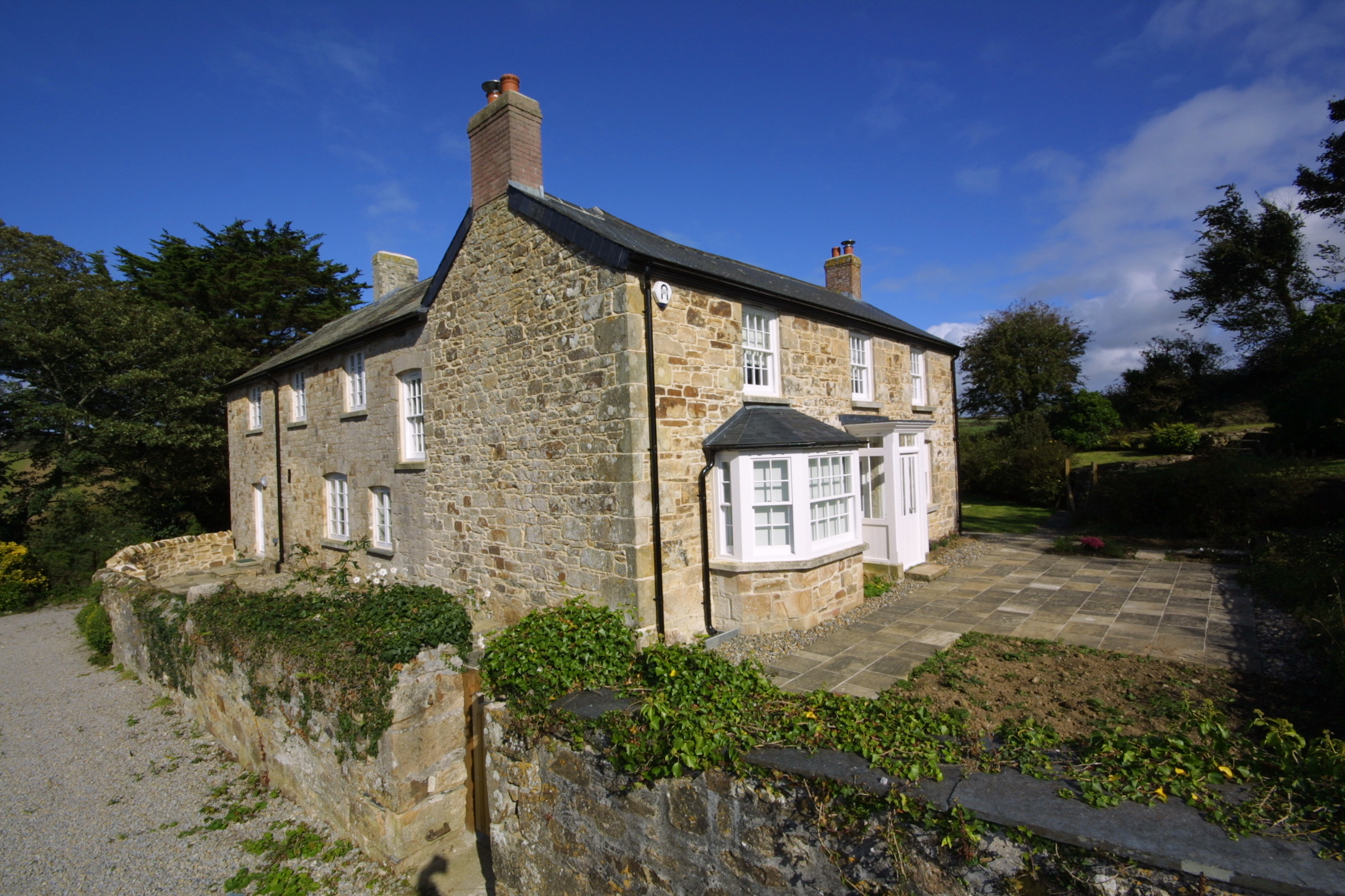 Renovation in Cornwall - Exterior
