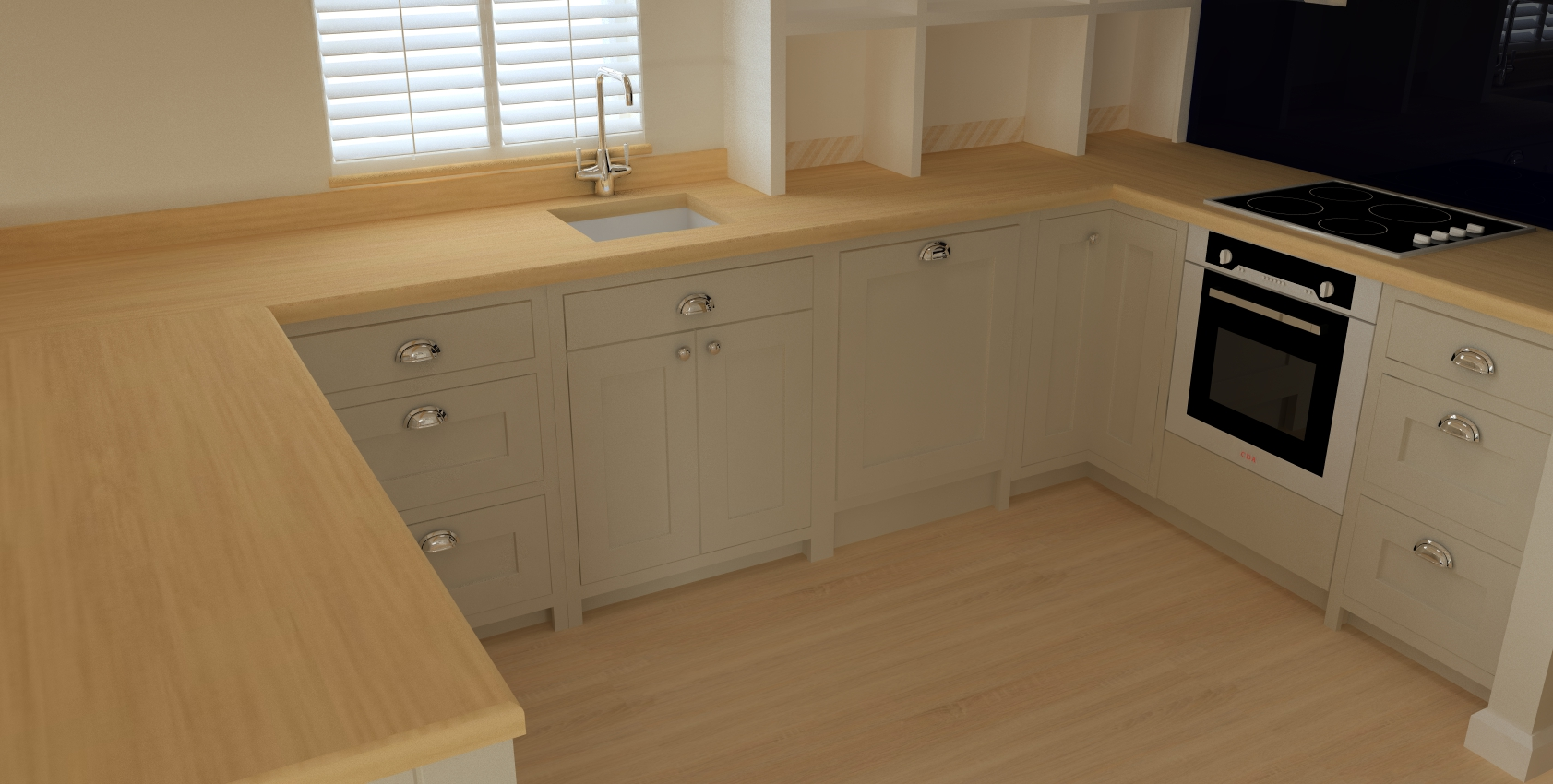 3D Kitchen Design