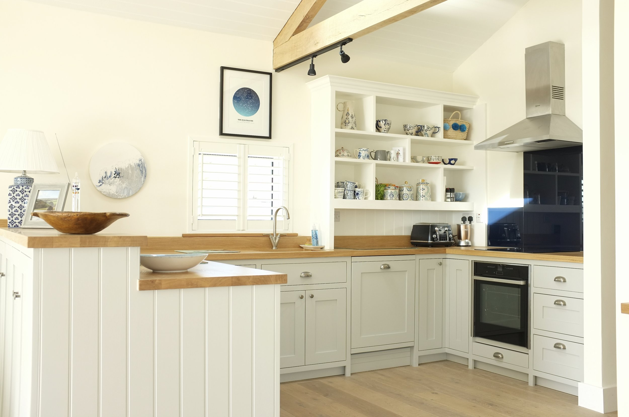 Completed Bespoke Kitchen