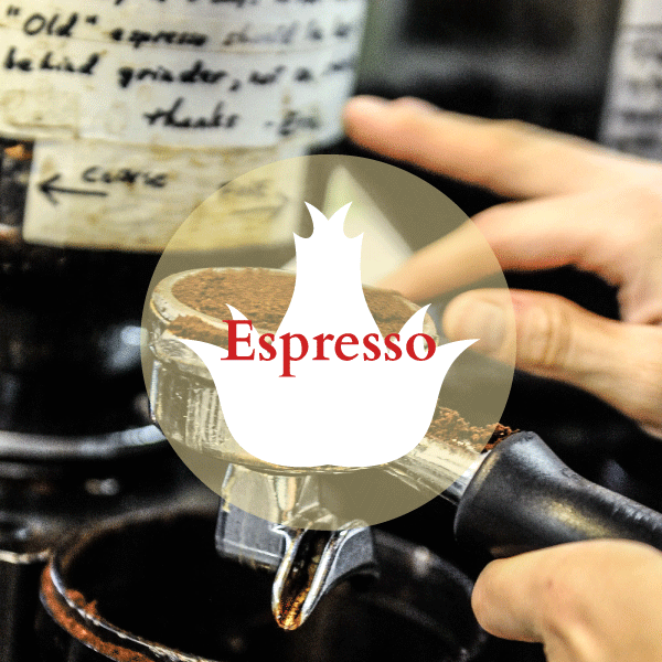 Our pride and joy. Perfect for espresso, this blend works well in lattes, cappuccinos, or on its own.