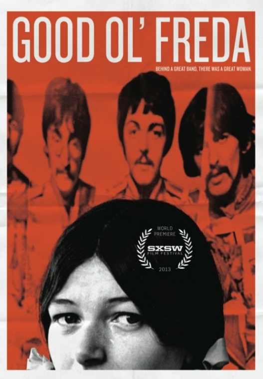 A Magnolia Pictures film. Freda Kelly was a shy Liverpudlian teenager when she was asked to work for a young local band hoping to make it big: The Beatles. Their loyal secretary from beginning to end, Freda tells her stories for the first time in 50 years.