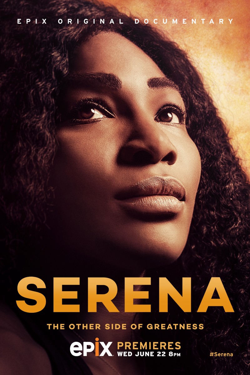 A year in the life of tennis legend Serena Williams. Directed by Ryan White and produced by  Film 45 .