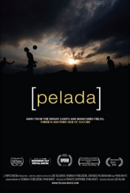 A PBS International film. Away from the bright lights and the manicured fields, there is another side of soccer.