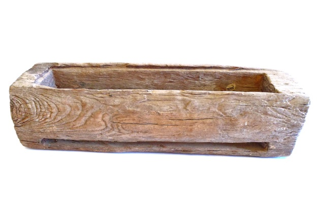 Rustic Trench Bowl