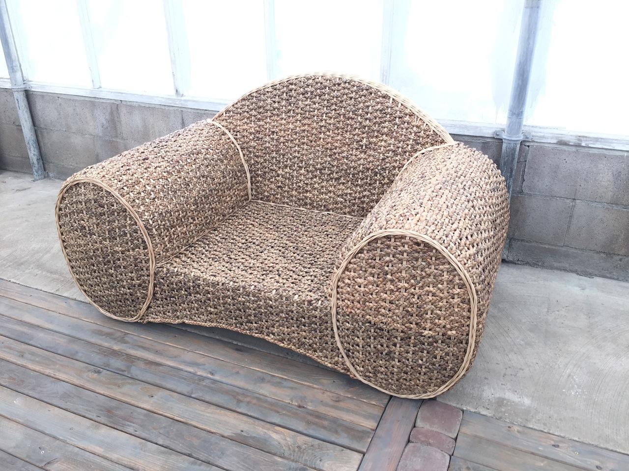 Woven Sofa Chair