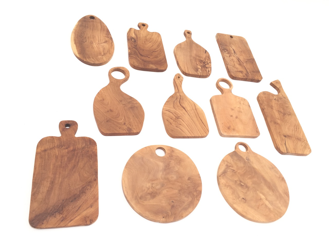 Assorted Sm Cutting Boards