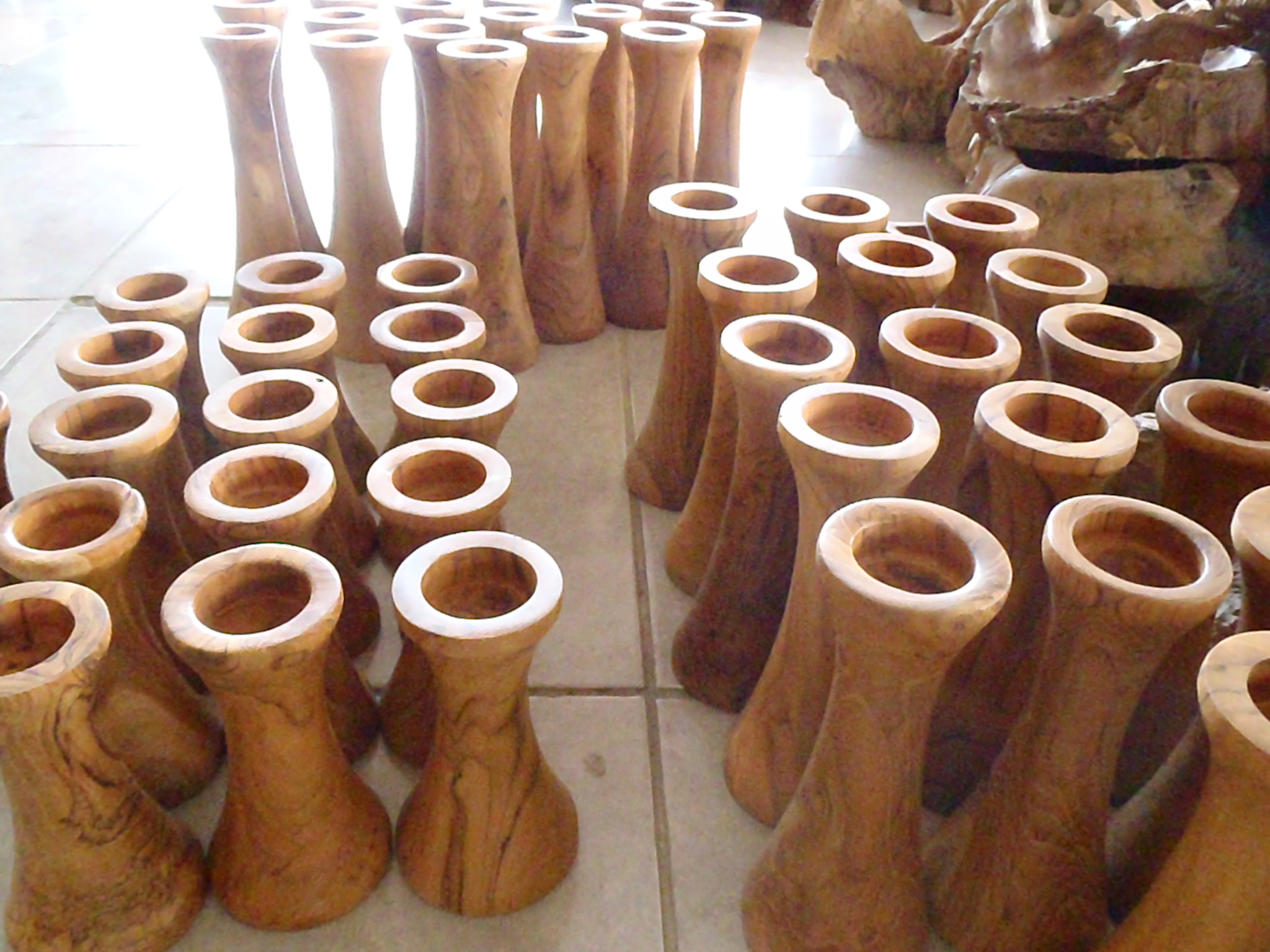 Miguel Candle Holders
