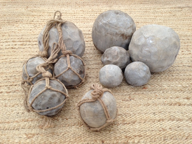 WEATHERED COCONUTS