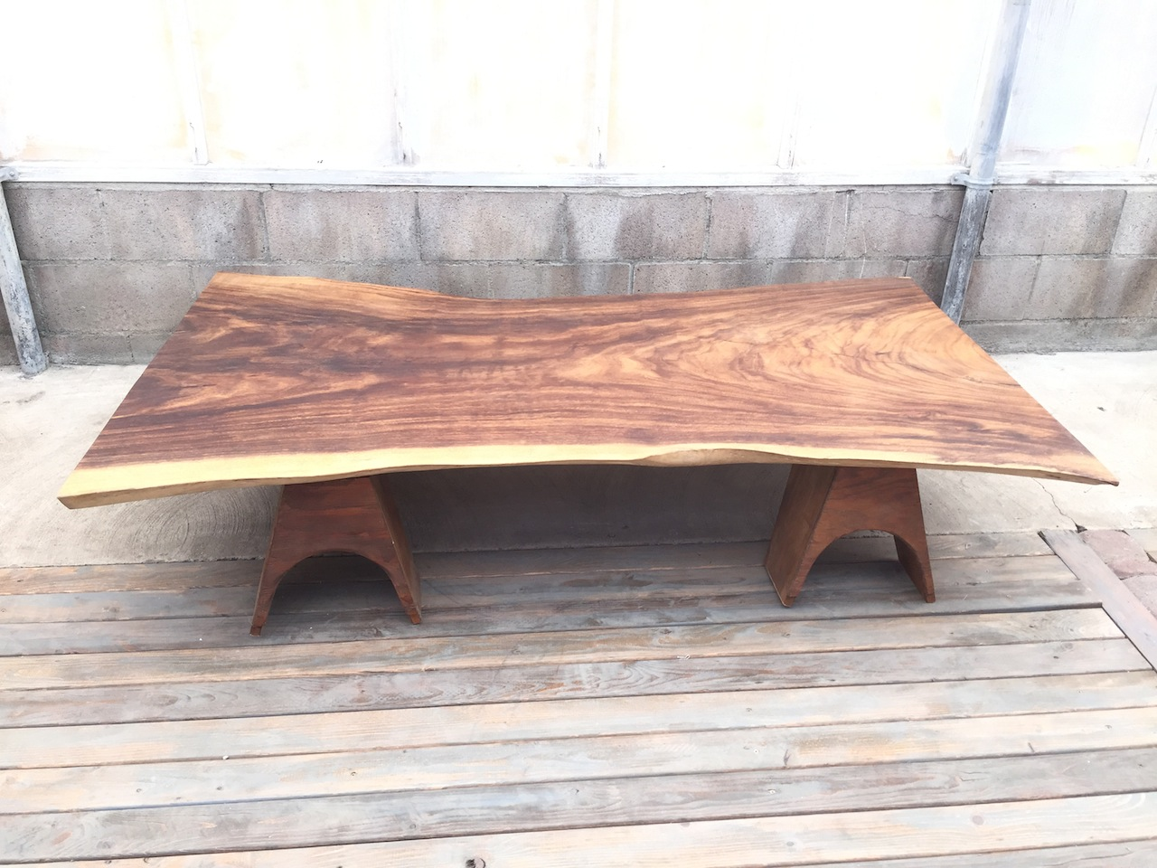 XL ACACIA COFFEE TABLE