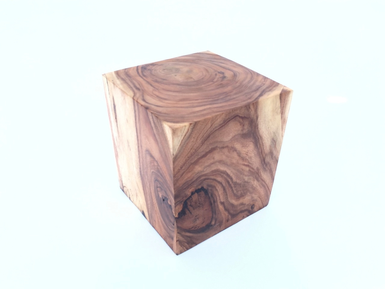 SOLID WOOD CUBES