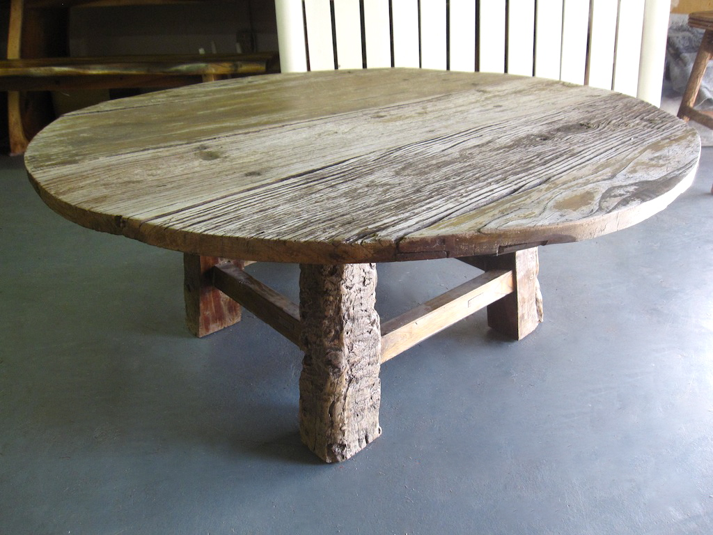 Winchester Round Coffee Table