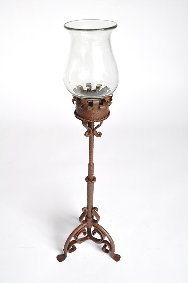 Ornate Oaxaca Candle Holder