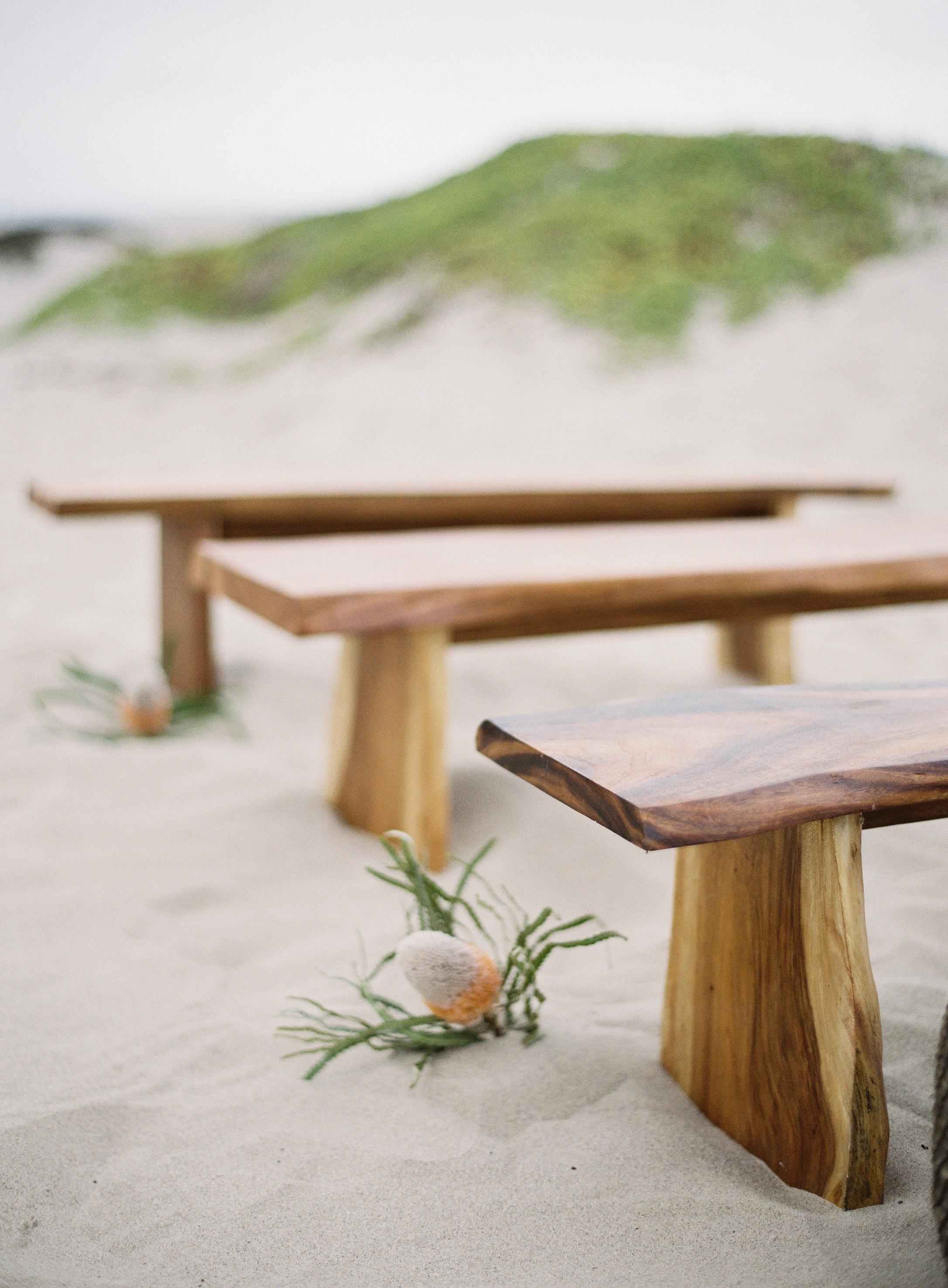 Acacia Bench Seating