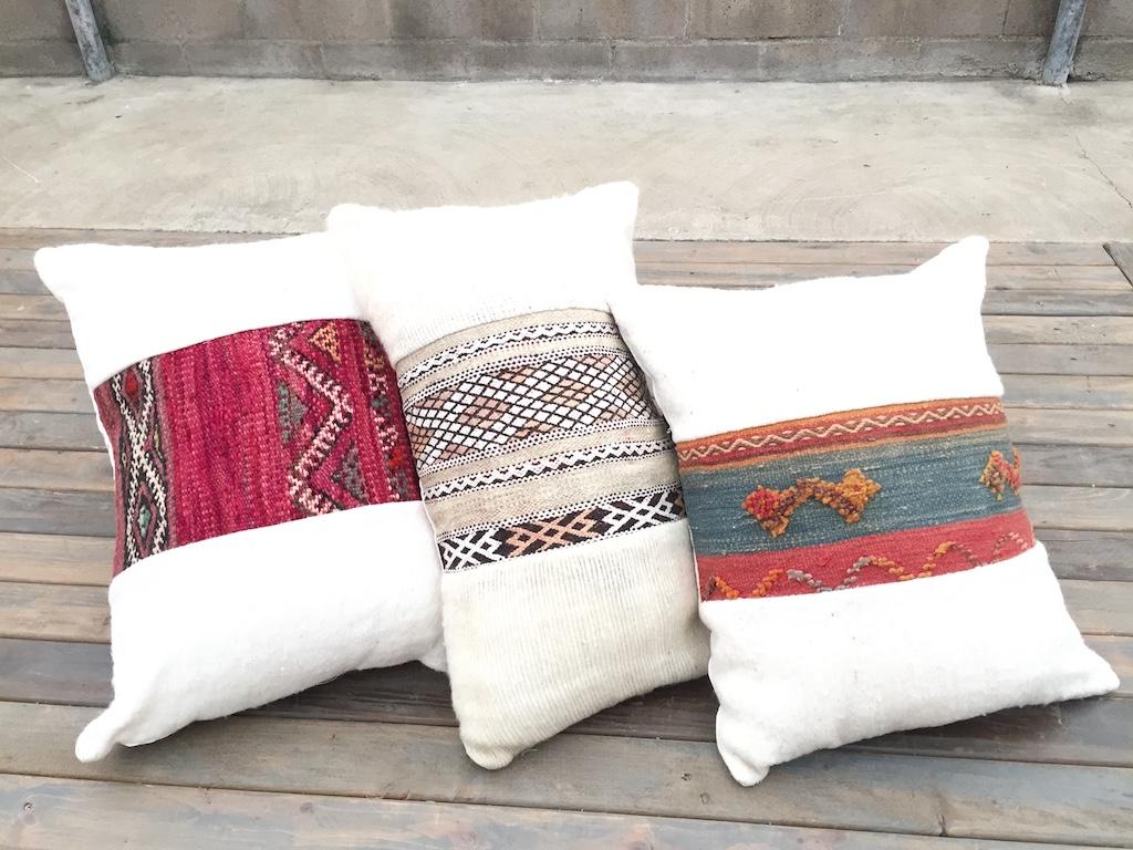 Assorted Atlas Pillows