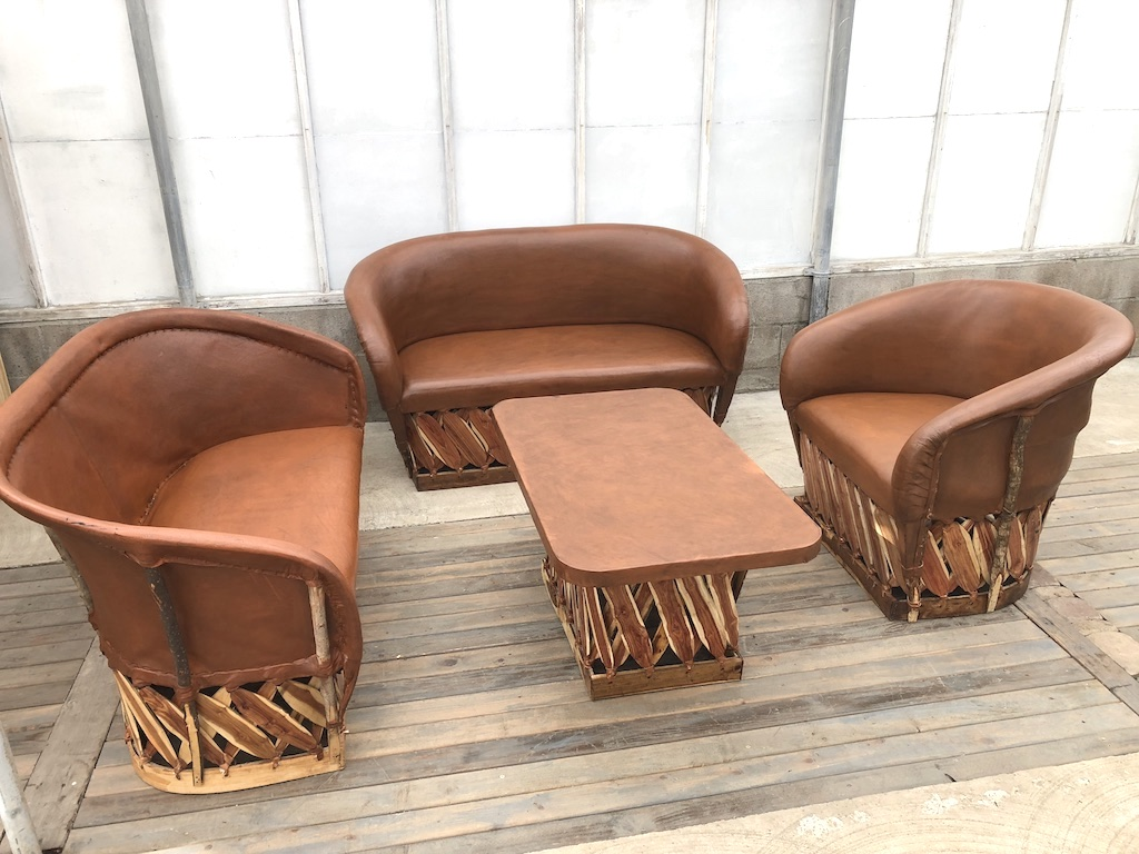 Tobacco Lounge Set - B