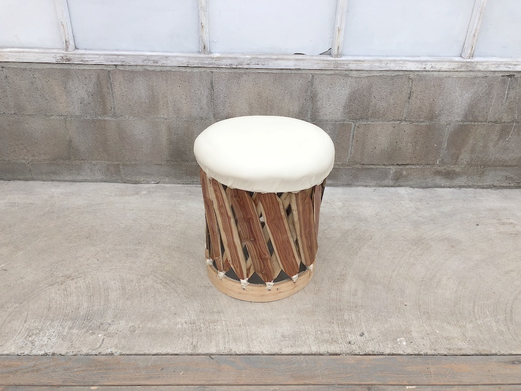 Ivory Stool / Table