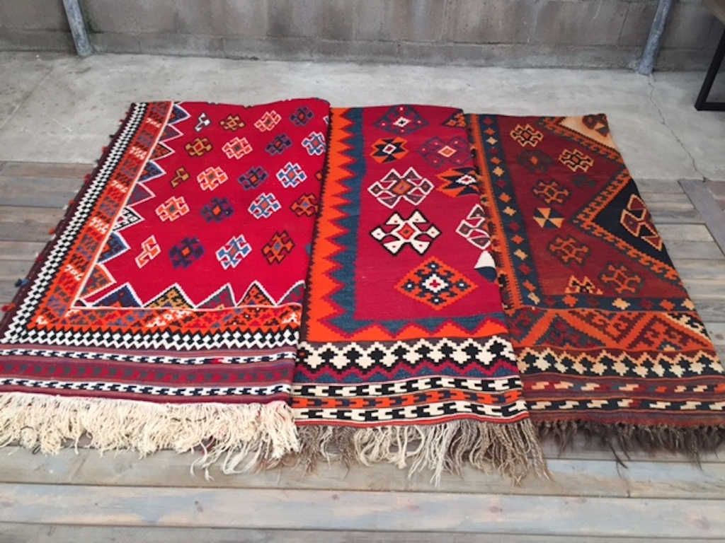 Red Tribal Rugs