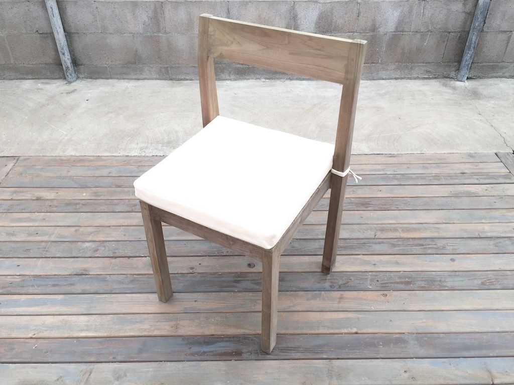 Weathered Dining Chair