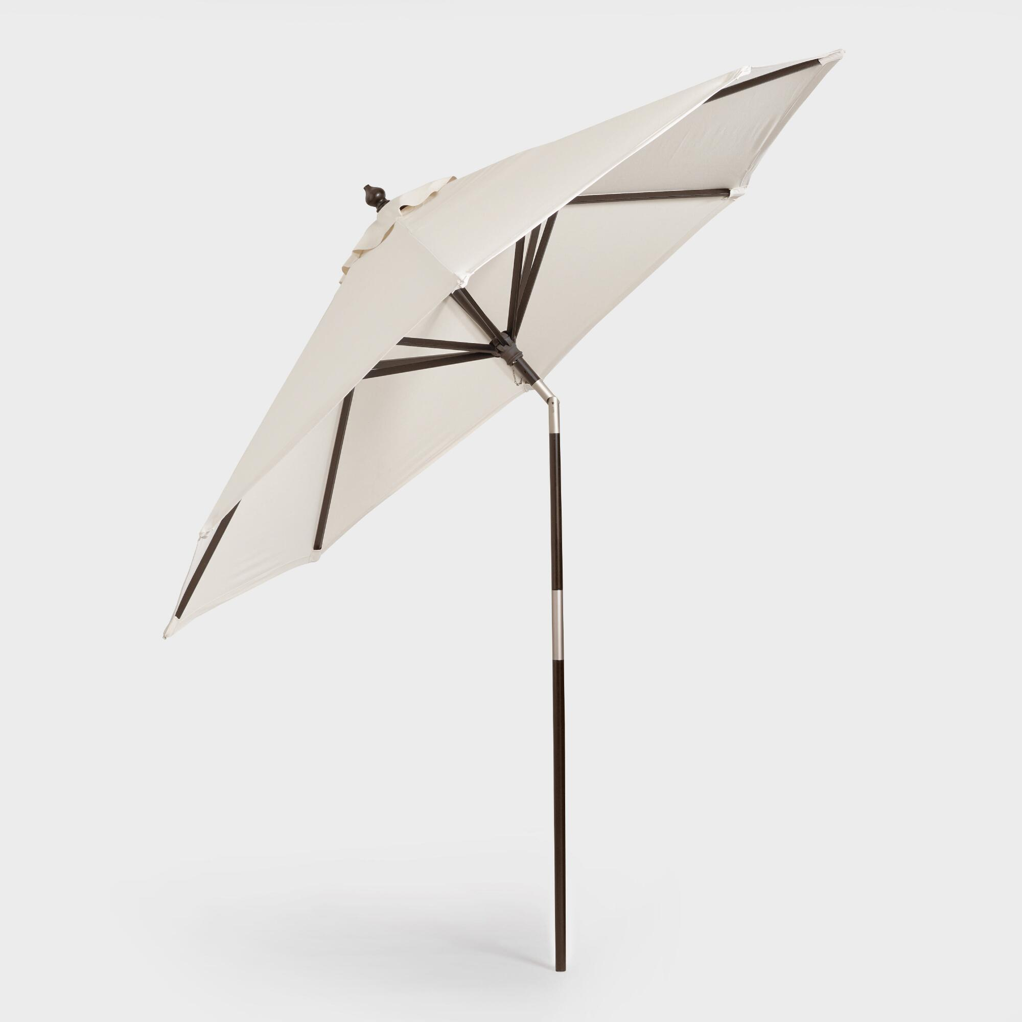 9' Tilting Market Umbrella