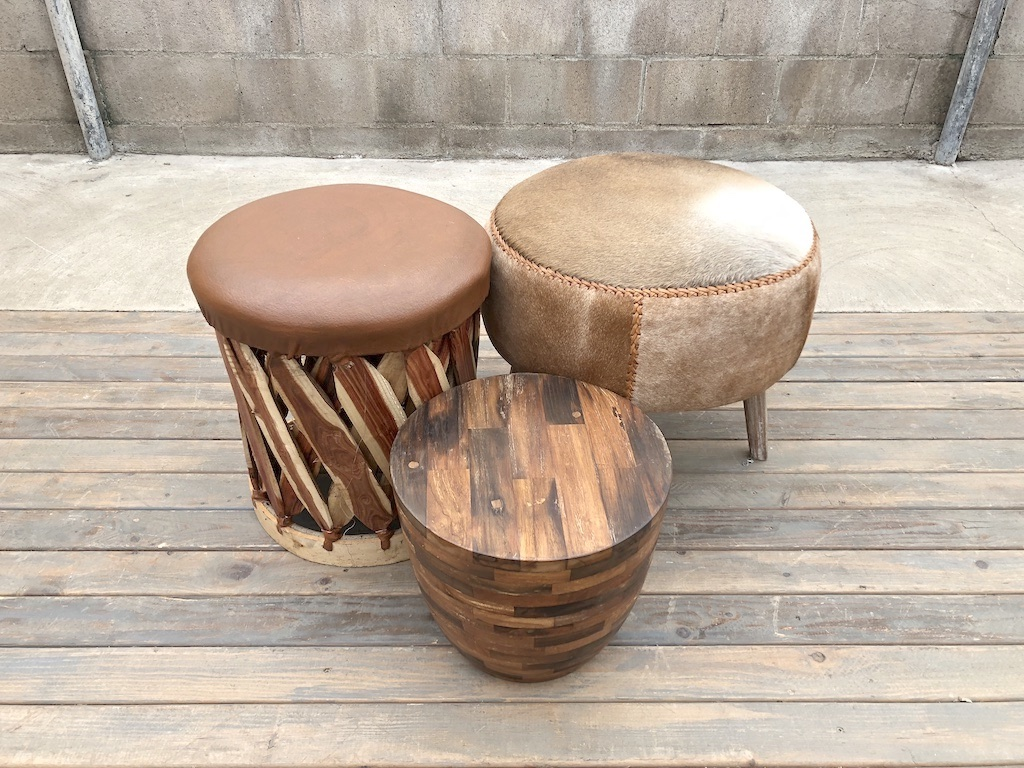 Tobacco Table Trio