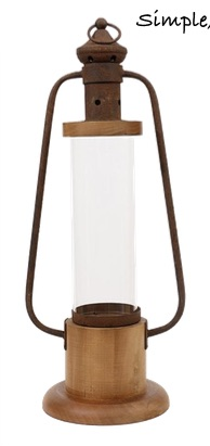 Tall Lighthouse Lantern