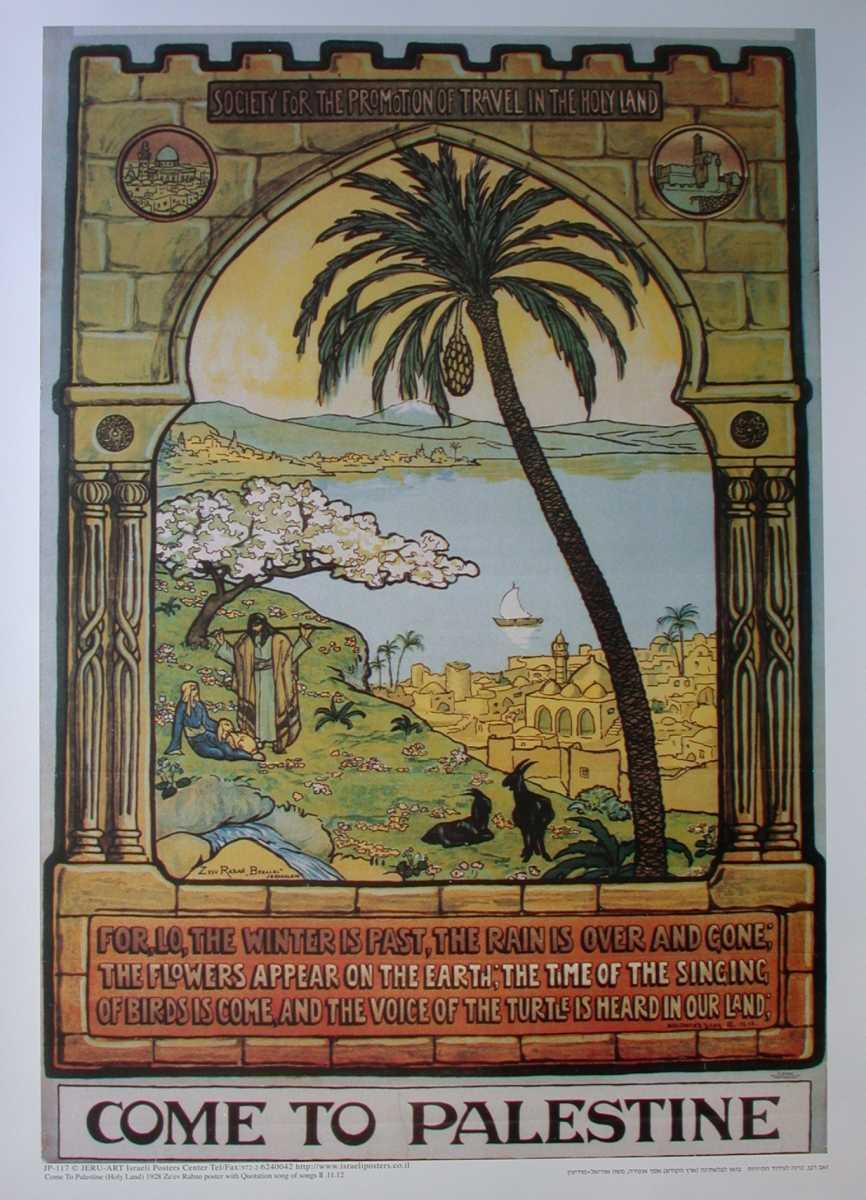Religious travel to the Holyland