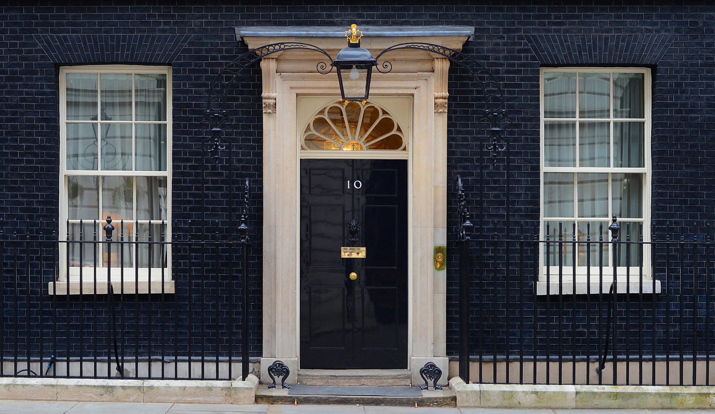 10 Downing Street | Source: Wikipedia